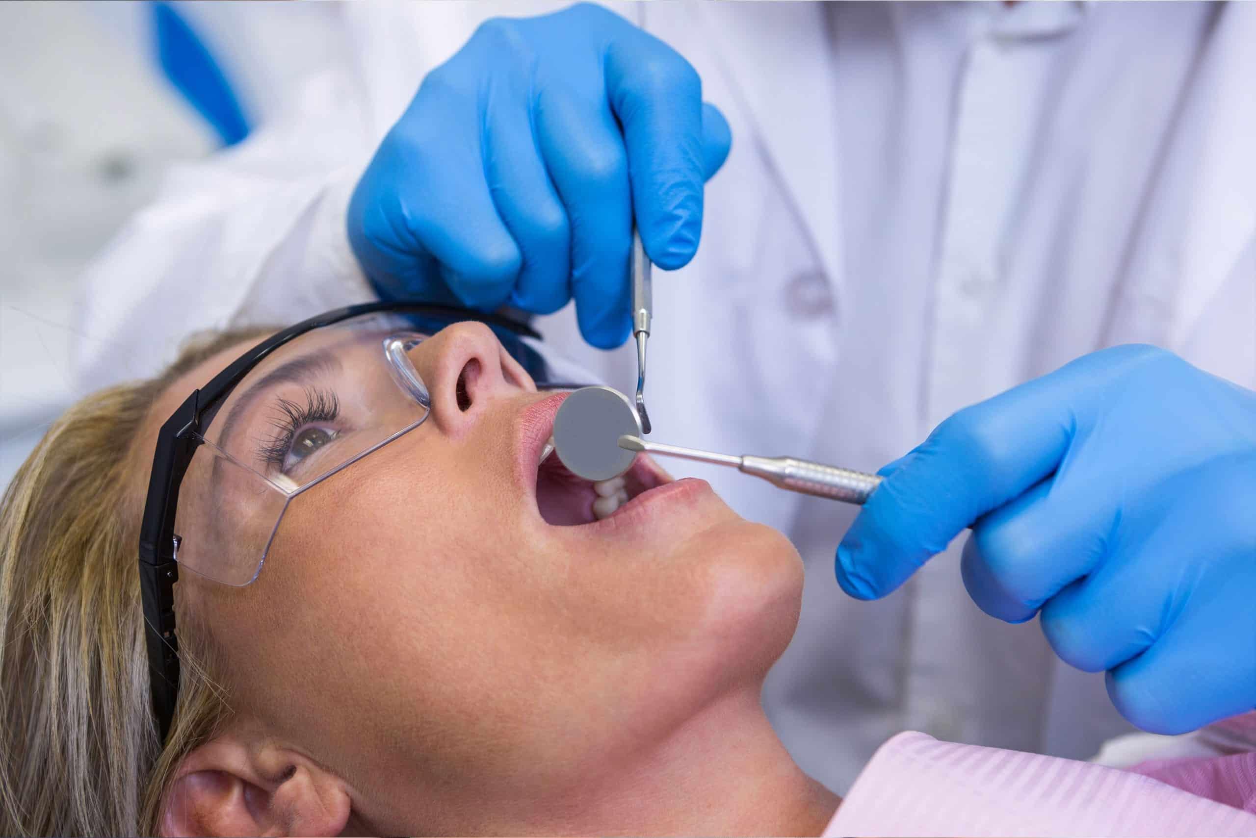 Dental Exam - Meridian Dentist - Riverbend Family Dental - Dental Cleaning